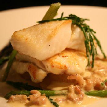 Scafell Hotel Restaurant food