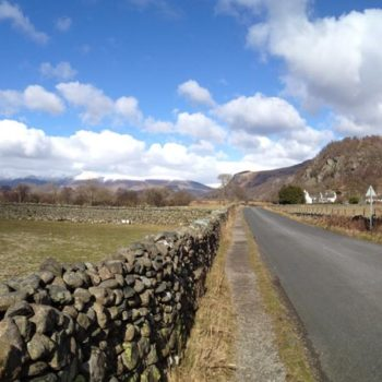 Road to Borrowdale
