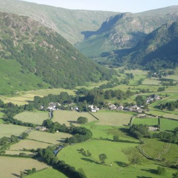 Borrowdale Valley
