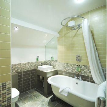 Bathroom at Scafell Hotel