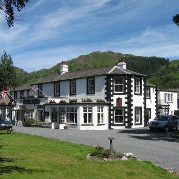 Scafell Hotel Borrowdale, exterior